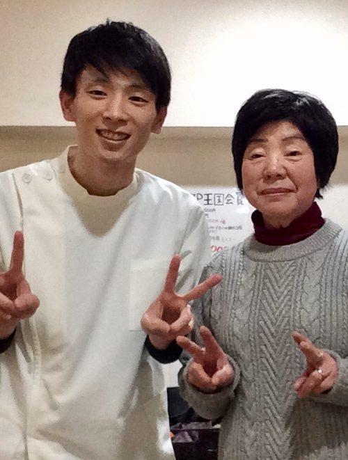狭窄症は手術しかない!?福岡の骨盤王国狭窄症専門整体の5回の施術で改善!